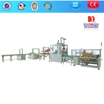 2015 Brother Apl-Css01 Automatic Carton Packing Line