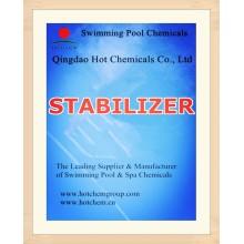 98,5% Polvo cianúrico polvo / gránulo / tableta para productos químicos para tratamiento de agua