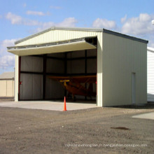 Bâtiment d'entrepôt de hangars en structure métallique (KXD-SSB1328)