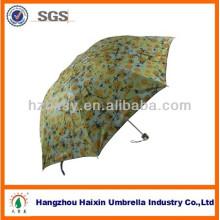 2017 Fashion Anti-UV Strong Folding Sun Umbrella
