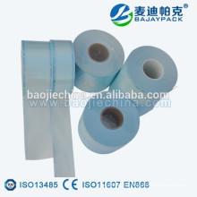 Медицинской бумаги стерилизации рулоны для упаковки хирургических инструментов