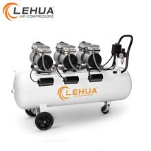 100l 63.7mm cylindre sans huile compresseur d'air usine