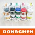 Custom Printed Good Quality Hologram 10ml Vial Box for Steroids