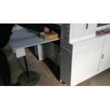 100 Cuts Per Minuter Hamburger Patty Paper Sheeter Machine