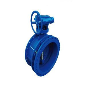 Resilient Seat Flange Butterfly Valves