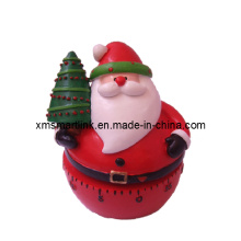 Christmas Santa Mechanical Kitchen Timer, 60min Cooking Timer