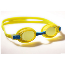 Waterproof UV Protected Anti-Fog Children Silicone Swimming Glasses