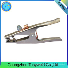 400A American type tig ground clamp earth clamp