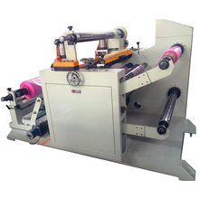 Automatic Slitting Machine for PVC Sticker (DP-650)