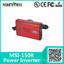 Inversor de potencia de salida de baja potencia de 100 ~ 400 W con toma de CA y USB
