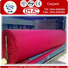 Popular Plain Pattern Exhibition Carpet
