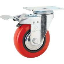 Medium Duty Type PVC Caster (KMx4-M10)