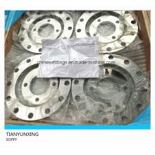 JIS Standard 316L Sop FF Stainless Steel Flanges