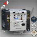 Бесшумный дизельный генератор BISON (Китай) 5kw
