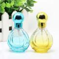 Heißer Verkaufs-Duft leere Frauen geformte Glasflasche für Duftstoff