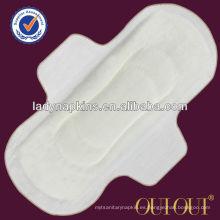 245 mm al por mayor productos de higiene femenina