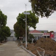 Производитель 300W ветро солнечные гибридные мощности уличный свет