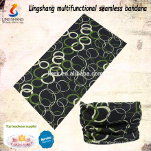 Cheap wholesale fashion dresses decorative headwear polyester custom bandana custom