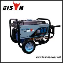 BISON (Китай) 1,5 кВт бензиновый генератор, 1,5кВА бензиновый генератор, 1,5 квт генератор мощности