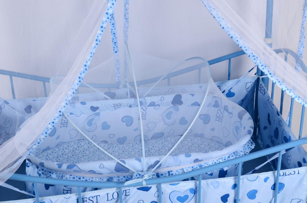 Baby Bed Tent Shape Iron Tube