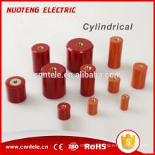Machine de barre omnibus en aluminium cuivre neutre électrique de type cylindrique série MNS