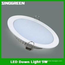 Lámpara LED de competición caliente abajo