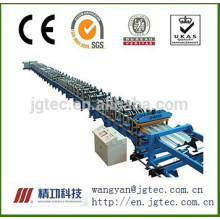 High speed steel tile forming machine