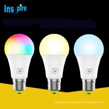 China Supply Dimmable RGB E26 led energy saving bulb Smart Wifi led Bulb