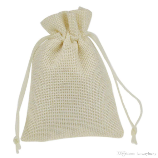 hot sell jute pouch