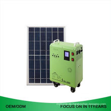 220 Volt 6,5 kWh 500 Watt DC Mini 1000 Watt Aus Grid Home Solar Power Generator
