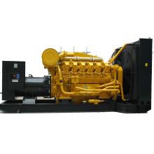 Generador de gas natural de 1250kVA con motor Jichai
