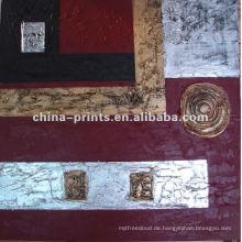 Dekoratives handgemachtes Ölgemälde auf Leinwand