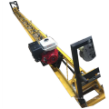 Electric engine vibratory handle Concrete Truss Screed