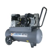 2055Z-50L 1.5kw 2hp piston type belt driven air compressor