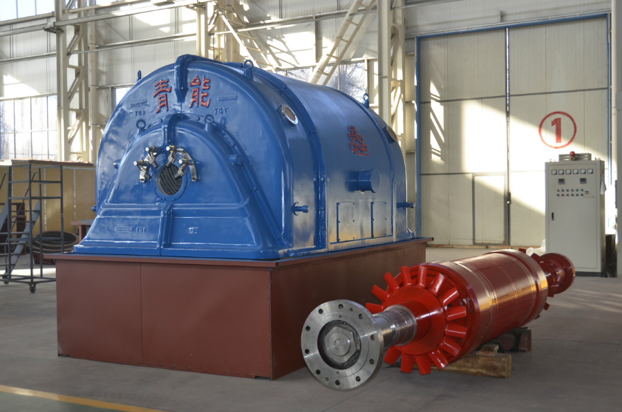Steam Turbine Generator 16