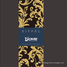 Uhome 0.68*8.23m High Foam or Self-Adhesive Removable Wallpaper --Eiffel Catalogue