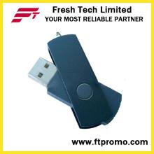 Eslabón giratorio metal USB Flash Drive (D201)