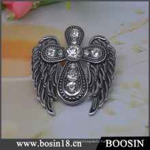 Vintage Punk Style Angel Wing Pendant Wholesale #19106