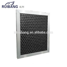 manufacturing air purification sand and activated carbon filter