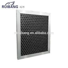 fabricação de areia de purificação de ar e filtro de carvão ativado