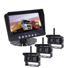 bulk cheap Waterproof car monitor  wireless car camera System for crane