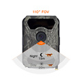 Full HD waterproof 0.35s triggering time hunting camera, hunting trail camera