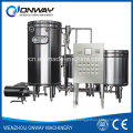 Acero inoxidable CIP Cleaning System Alcalino de limpieza de la limpieza en el lugar Equipo de limpieza industrial Equipo de limpieza de ácido