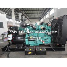 600A Generador diesel de la máquina de soldar