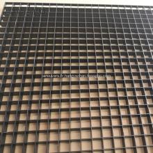 Grilles d'aération carrées en plastique HVAC Eggcrate