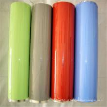 Folha de borracha de silicone resistente a altas temperaturas