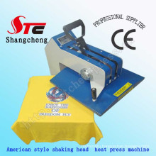 2015 American Style Swing Away Head Heat Press Machine 38*38cm T Shirt Shaking Head Heat Transfer Machine Heat Transfer Printing Machine Stc-SD03