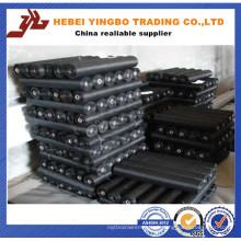 CE & ISO9001 PVC revestido Black Square Wire Mesh