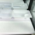 kit de reagentes de diagnóstico em moldeira médica termoformada