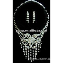 Latest bridal wedding jewelry set (GWJ12-474)